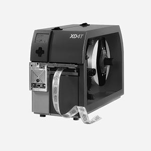 2A Label - imprimante cab 4 textile