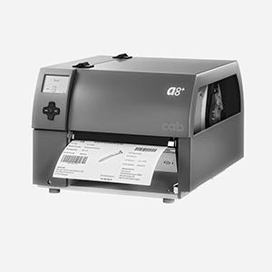 2A Label - imprimante cab 5 compacte noire et blanche