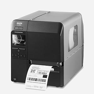 2A Label - imprimante sato - imprimante noir et blanc