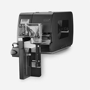 2A Label - novexx imprimante textile photo en noir et blanc