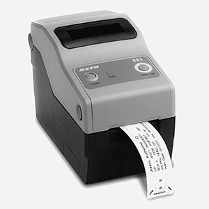 2A Label - imprimante sato noir et blanc imprimante compacte