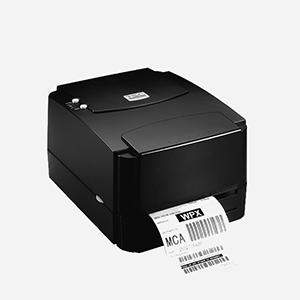 2A Label - imprimante tsl noir et blanc