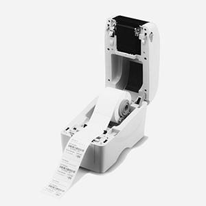 2A Label - imprimante tsl ouverte imprimante en noir et blanc