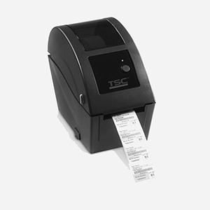 2A Label - tsl imprimante noir et blanc petite imprimante