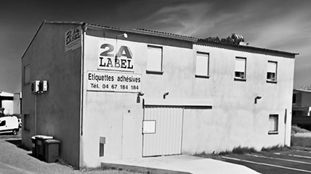 2A Label-A propos-locaux 2A Label-notre histoire