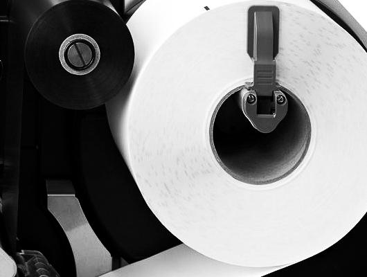 2A Label - imprimante thermique - ruban et rouleau