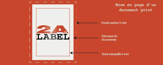 2A Label - blog différents formats de fichiers