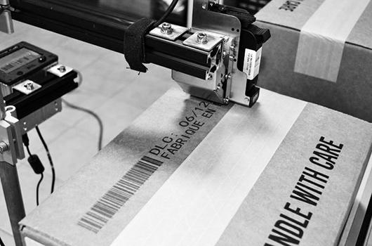 2A Label - Imprimantes jet d'encre - impression noir et blanc