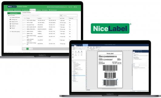 2A Label - Partenaire - NiceLabel learder du développement et de l'étiquetage